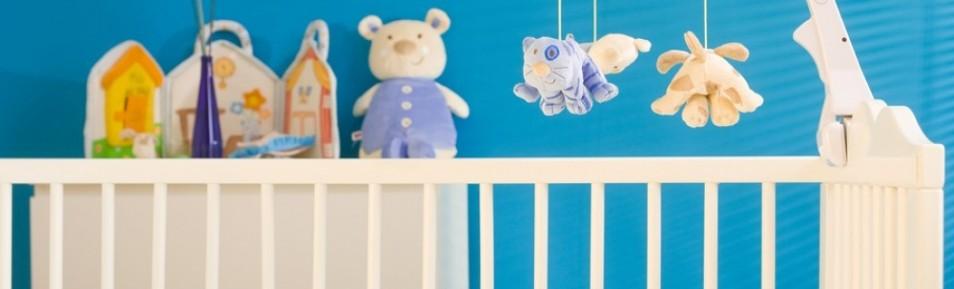 Die Wohnung auf das Baby vorbereiten